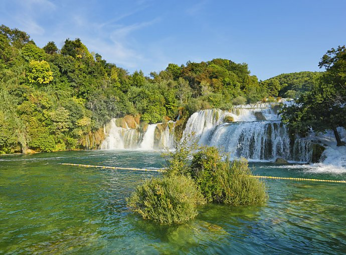Nationalparks Kroatien -  Nationalpark Krka