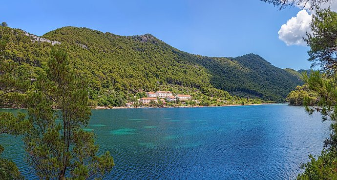 Nationalparks Kroatien -  Nationalpark Mljet